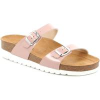 Cipők Női Papucsok Grunland CB2433 Rózsaszín