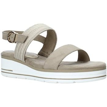 Cipők Női Szandálok / Saruk Marco Tozzi 2-2-28771-26 Zöld