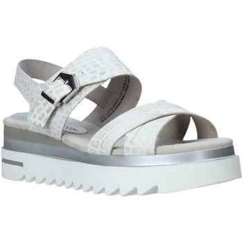 Cipők Női Szandálok / Saruk Marco Tozzi 2-2-28708-26 Fehér