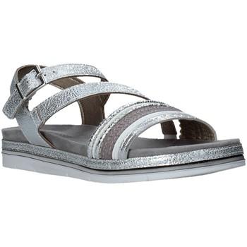 Cipők Női Szandálok / Saruk Marco Tozzi 2-2-28627-26 Ezüst