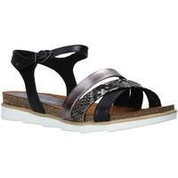 Cipők Női Szandálok / Saruk Marco Tozzi 2-2-28410-26 Fekete
