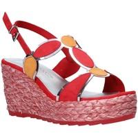 Cipők Női Szandálok / Saruk Marco Tozzi 2-2-28342-26 Piros
