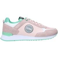Cipők Női Rövid szárú edzőcipők Colmar TRAVIS C Rózsaszín