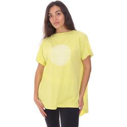 Ruhák Női Rövid ujjú pólók Colmar 8606 6SH Zöld