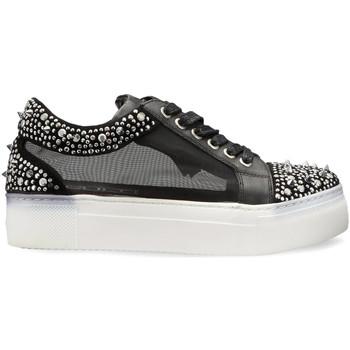 Cipők Női Rövid szárú edzőcipők Cult CLE104268 Fekete