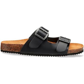 Cipők Női Papucsok Docksteps DSW229200 Fekete