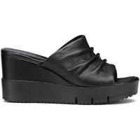 Cipők Női Papucsok Docksteps DSW952106 Fekete