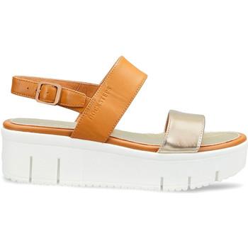 Cipők Női Szandálok / Saruk Docksteps DSW953101 Barna
