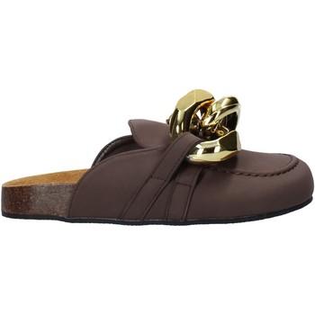 Cipők Női Gyékény talpú cipők Gold&gold A21 FL161 Barna
