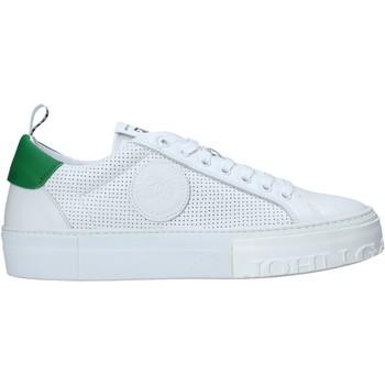 Cipők Férfi Divat edzőcipők John Galliano 11010/CP A Fehér