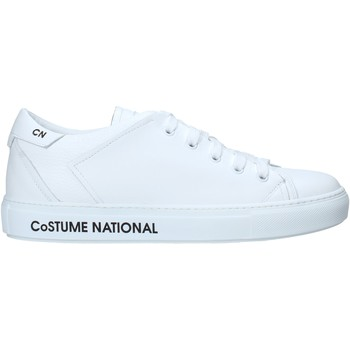 Cipők Férfi Divat edzőcipők Costume National 10425/CP A Fehér