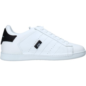 Cipők Férfi Rövid szárú edzőcipők Costume National 10411/CP A Fehér