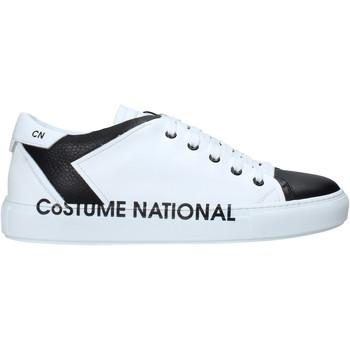 Cipők Férfi Magas szárú edzőcipők Costume National 10426/CP B Fehér
