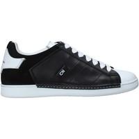 Cipők Férfi Rövid szárú edzőcipők Costume National 10410/CP A Fekete