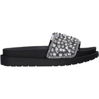 Cipők Női Papucsok Gold&gold A21 FL142 Fekete