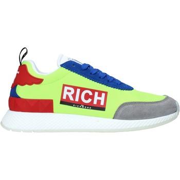 Cipők Férfi Rövid szárú edzőcipők John Richmond 1325 A Szürke