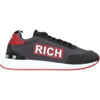 Cipők Férfi Rövid szárú edzőcipők John Richmond 210 C Szürke