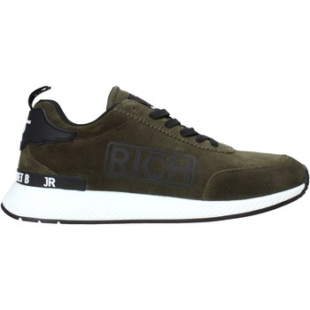Cipők Férfi Rövid szárú edzőcipők John Richmond 206 A Zöld