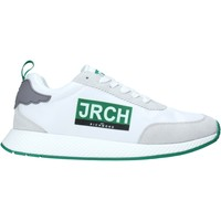 Cipők Férfi Rövid szárú edzőcipők John Richmond 10133/CP A Fehér