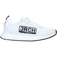 Cipők Férfi Divat edzőcipők John Richmond 10132/CP A Fehér