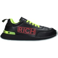 Cipők Férfi Divat edzőcipők John Richmond 201 A Fekete