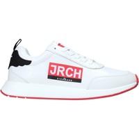 Cipők Férfi Rövid szárú edzőcipők John Richmond 10131/CP A Fehér