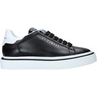 Cipők Férfi Rövid szárú edzőcipők John Richmond 10162 A Fekete