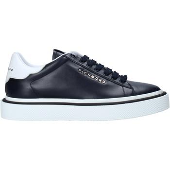 Cipők Férfi Rövid szárú edzőcipők John Richmond 10162 C Kék