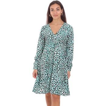 Ruhák Női Rövid ruhák Fracomina FR21SD2011W413N4 Zöld