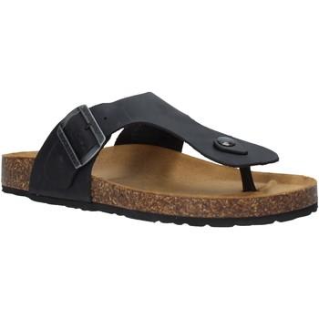 Cipők Férfi Szandálok / Saruk Docksteps DSM228400 Fekete