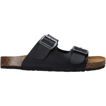 Cipők Férfi Papucsok Docksteps DSM228600 Fekete