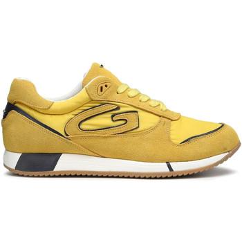 Cipők Férfi Divat edzőcipők Alberto Guardiani AGM003513 Sárga