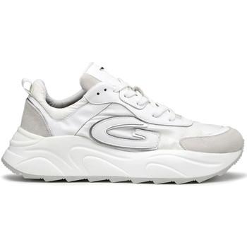 Cipők Férfi Divat edzőcipők Alberto Guardiani AGM003608 Fehér