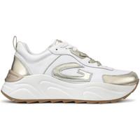 Cipők Női Rövid szárú edzőcipők Alberto Guardiani AGW001309 Fehér