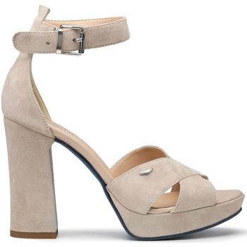 Cipők Női Szandálok / Saruk Alberto Guardiani AGW002700 Bézs