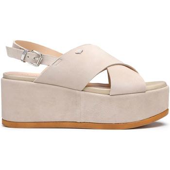 Cipők Női Szandálok / Saruk Alberto Guardiani AGW003000 Bézs