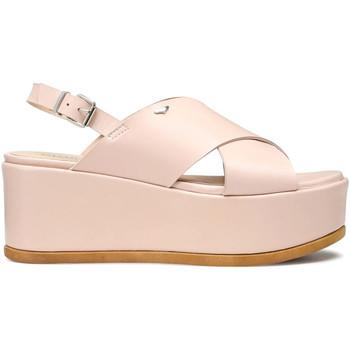 Cipők Női Szandálok / Saruk Alberto Guardiani AGW003003 Rózsaszín