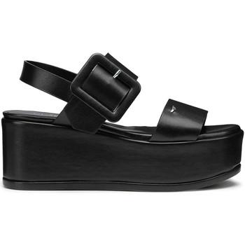 Cipők Női Szandálok / Saruk Alberto Guardiani AGW003105 Fekete