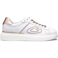 Cipők Női Rövid szárú edzőcipők Alberto Guardiani AGU101126 Fehér