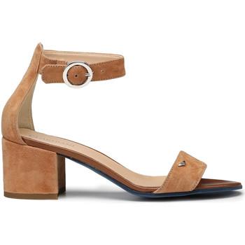 Cipők Női Szandálok / Saruk Alberto Guardiani AGW003201 Bézs