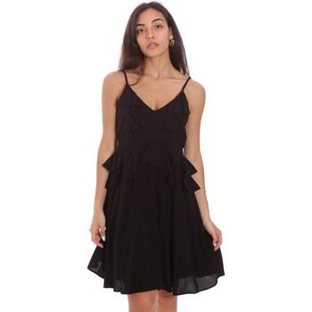 Ruhák Női Rövid ruhák Fracomina FS21SD1008W42201 Fekete