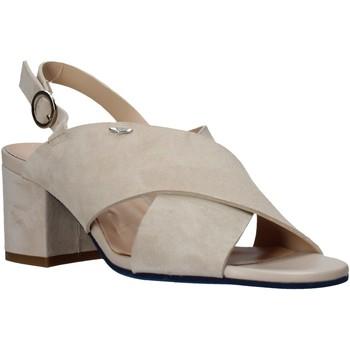 Cipők Női Szandálok / Saruk Alberto Guardiani AGW003400 Bézs