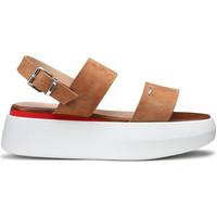 Cipők Női Szandálok / Saruk Alberto Guardiani AGW004101 Bézs