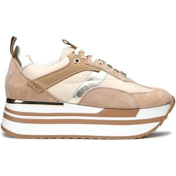 Cipők Női Divat edzőcipők Alberto Guardiani AGW004304 Bézs