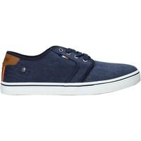 Cipők Férfi Rövid szárú edzőcipők Wrangler WM01040A Kék