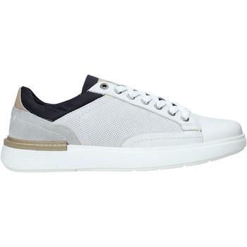 Cipők Férfi Rövid szárú edzőcipők Wrangler WM01181A Fehér