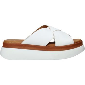 Cipők Női Papucsok Sshady L2206 Fehér