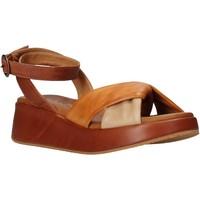 Cipők Női Szandálok / Saruk Sshady L2401 Barna