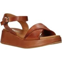 Cipők Női Szandálok / Saruk Sshady L2402 Barna