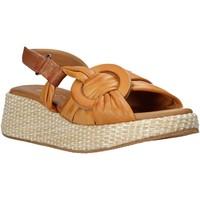 Cipők Női Szandálok / Saruk Sshady L2406 Barna
